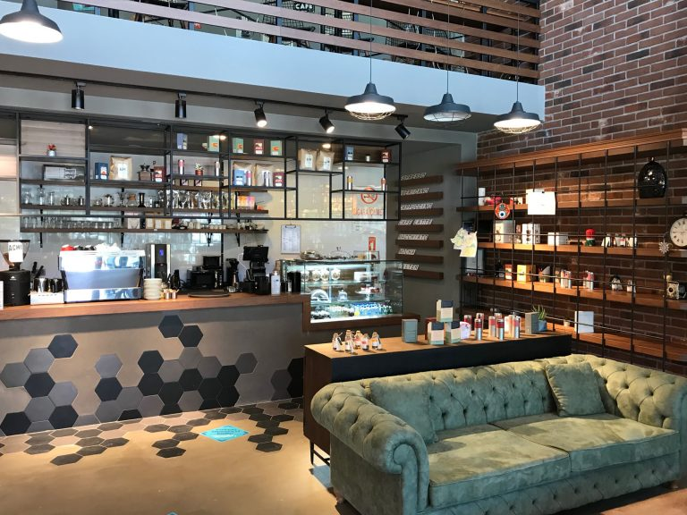 LATERAL COFFEE COMPANY